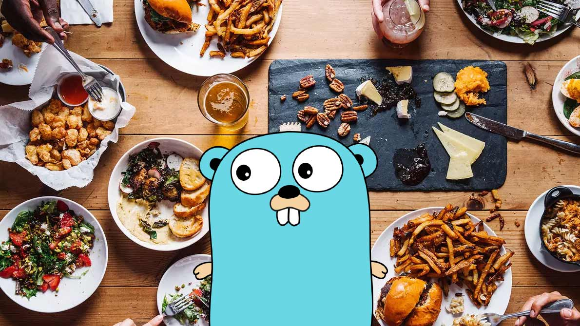 image from Golang Food